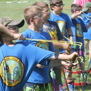 2017 day camp - athens - archery (19)
